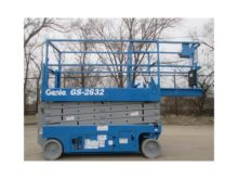 2006 GENIE GS2632 Scissor lifts