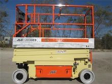 2007 JLG 2030ES Scissor lifts
