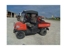 KUBOTA RTV900-4 Grounds care eq