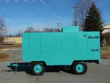 Sullair 750DPQ Air compressors