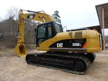 2008 CATERPILLAR 320DL Excavato