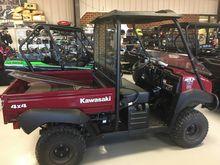 2017 Kawasaki Mule 4010 4x4 Dar