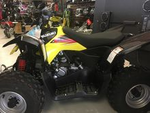 2017 QuadSport Z90 EQUIPMENT UT