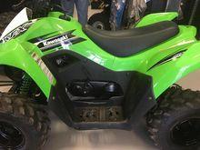 New 2017 Kawasaki KF