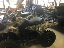 New 2017 KingQuad 50