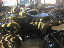 2015 KingQuad 750AXi Power Stee
