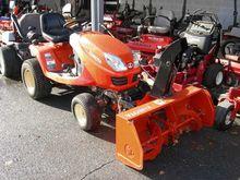 Kubota GR2000-48 Mower