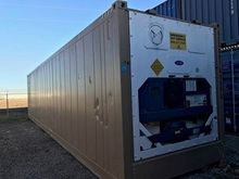 HYUNDAI 40' HC Refrigerated Con