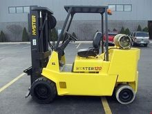 1997 HYSTER S120XL2 Forklifts