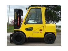 Used 2005 HYSTER H80