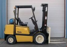 Used 2001 YALE GLP06