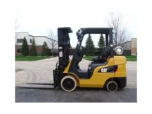 2008 CATERPILLAR C6000 Forklift