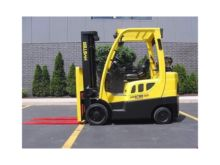 2005 HYSTER S60FT Forklifts