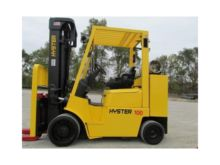 2004 HYSTER S100XMBCS Forklifts