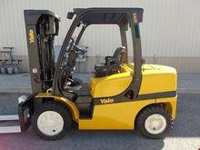 2010 YALE GDP080VX Forklifts