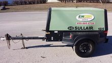 2009 SULLAIR 185 CFM Air compre
