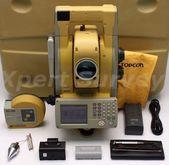 "TOPCON GTS-905A 5"" Robotic Tota"