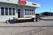 2017 PJ Trailers B5 Car hauler