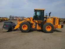 2013 HYUNDAI HL760XTD-9 Loaders