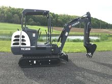 2016 TEREX TC29 Excavators