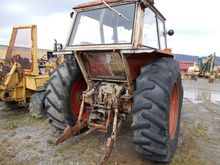 Used ZETOR 8011 with