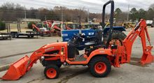 2015 KUBOTA BX25D Backhoe loade