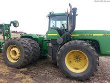 John Deere 9300 Tractors