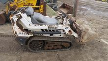 Used BOBCAT MT50 Ski