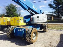 2008 GENIE S-125 Articulated bo