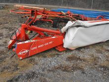 2010 KUHN GMD800 Disk mowers