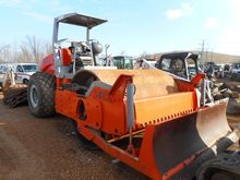 Used HAMM 3412 Smoot