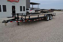 2016 PJ Trailers B6 Car hauler