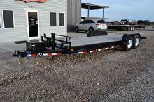2016 PJ Trailers TF Car hauler
