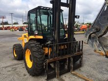 2010 JCB 930 Rough terrain fork