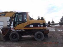 2006 CATERPILLAR M316C Excavato