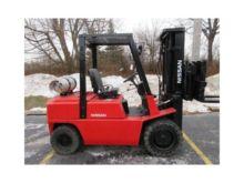 2003 NISSAN UGJ02A30PV Forklift