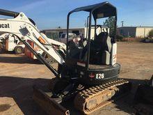 Used 2014 Bobcat E26