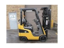 2006 CATERPILLAR C3000 Forklift