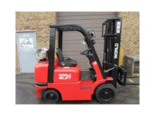 2000 WORLD WFG50C Forklifts