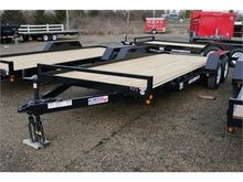2017 LIBERTY Trailer Car hauler