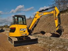 2017 JCB 55Z-1 Excavators