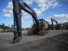 John Deere 350GLC Excavators