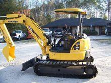 2008 KOMATSU PC40 Excavators
