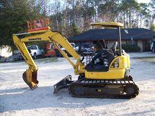 2011 KOMATSU PC40 Excavators