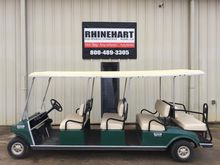CLUB CAR 8 SEATER Utility vehic