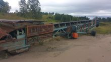 POWERSCREEN 30X100 Conveyor fee