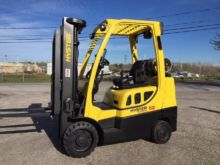 2011 HYSTER S60FT Forklifts
