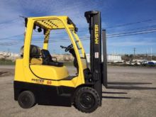 2012 HYSTER S60FT Forklifts