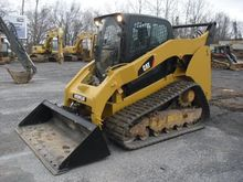2011 CATERPILLAR 299C Skid stee