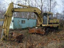 1993 CATERPILLAR 224B Excavator